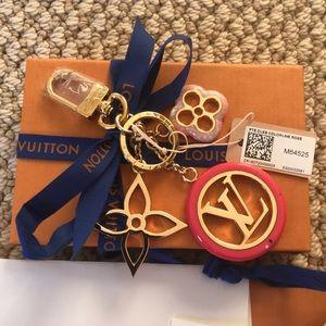 💯Authentic Louis Vuitton Colorline Bag Charm